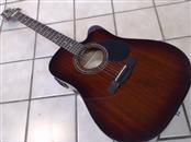 GREG BENNETT Electric-Acoustic Guitar D-1CE/BS